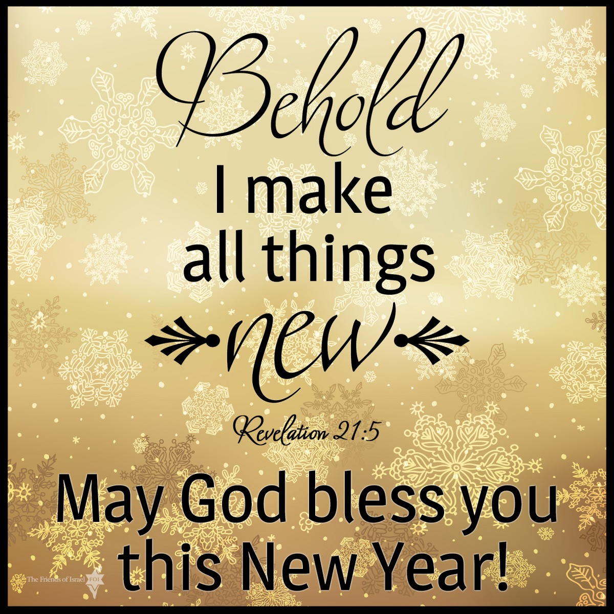 New year New Blessings | At the Well Ministries